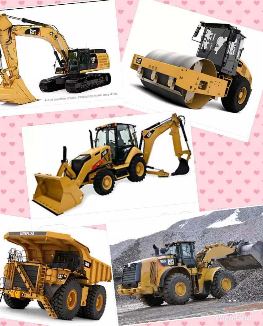 Brand new heavy duty machines for long term rentals 0