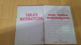 Małe tablice matematyczne