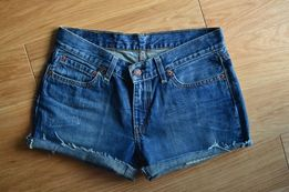 Szorty spodenki jeansowe Levi's 28