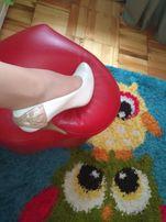 Классные свадебные, нарядные туфли, полностью кожа, 39 рр