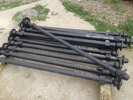 Вісі,осі,балки для прицепа Фермер, Палич та інші 50*50*4 мм Ваз 2108