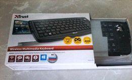 Клавиатура TRUST для всех Smart TV, РК, PS3 и XBOX 360- 850 грн.
