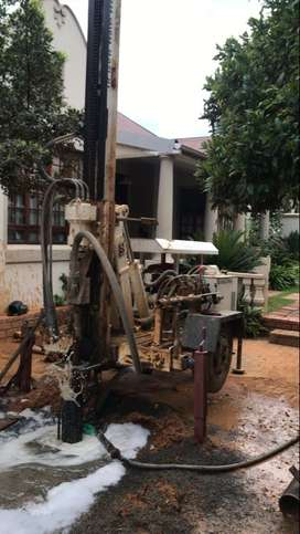 Water Drilling Borehole