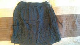 Spódnica z troczkami
