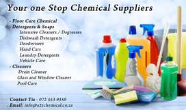 Your On Stop Chemical Supplier