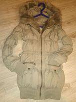 Kurtka zimowa płaszczyk rozmiar M