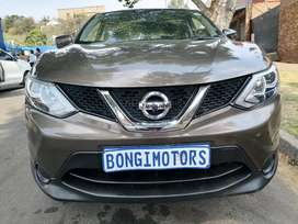 NISSAN QASHQAI WITH SERVICE HISTORY IN EXCELLENT CONDITION