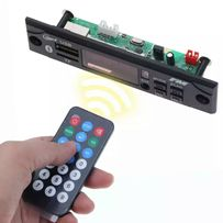 Bluetooth радио модуль.USB TF FM. МР3.Пульт.DC5-12V. MP3 WMA декодер