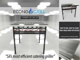 Econo Grill - LP Gas Grillers