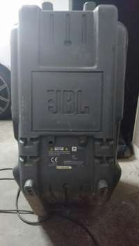 Image of JBL powered Monitor