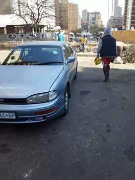 Toyota camry for sale its a moving car every part still originally