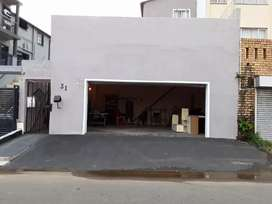 Garage for rent can be used as a sop or salon