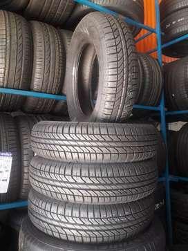 155/80/13 brand new Dunlop tyres
