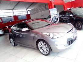 2013 Hyundai Veloster 1.6 Executive Auto