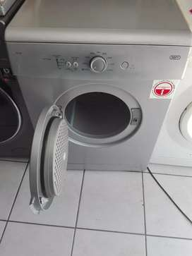 SILVER DEFY TUMBLE DRYER