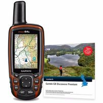 Туристический GPS навигатор Garmin GPSMAP 64s|st