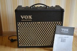 Продам гітарний комбопідсилювач VOX Valvetronix AD30VT (Житомир)