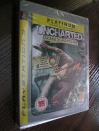 НОВЫЙ Uncharted Drake's Fortune игра диск Playstation 3 PS3