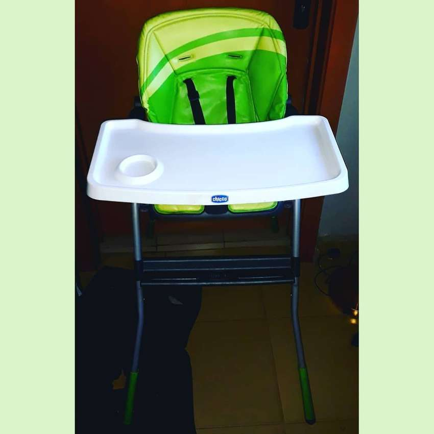 Chicco Baby Jazzy Highchair at a giveaway price 0