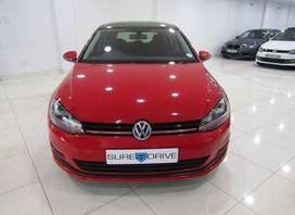 2015 V W GOLF7-1.4TSI COMFORTLINE (AUTO) (PANORAMIC SUNROOF)