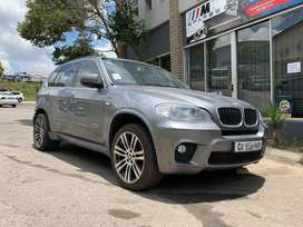 BMW E70 X5 3.0D Sport Stripping for Parts