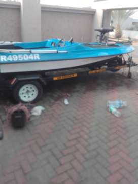 Pirahna bass boat for sale