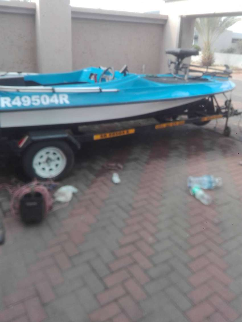 Pirahna bass boat for sale 0