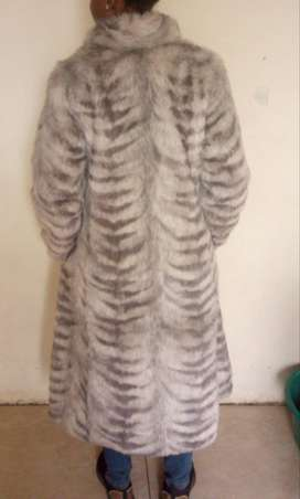 Second hand Fur coat for sale.