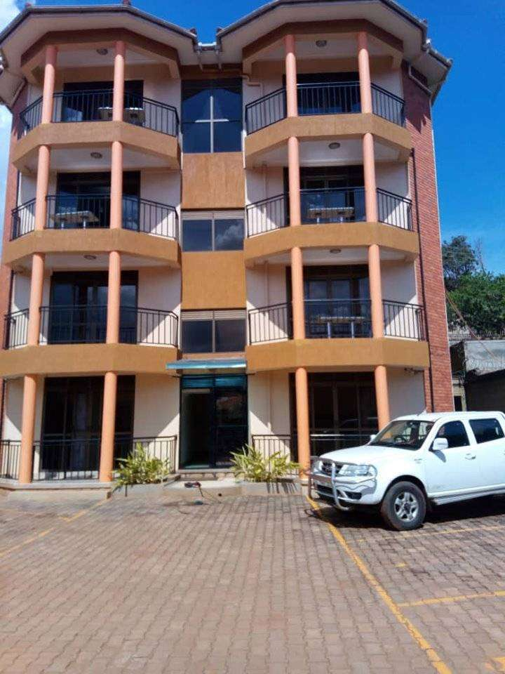 Furnished 2 bedroom 2 baths apartment in Ntinda at 2m ugx per month 0