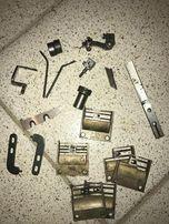 Запасные части для швейных и петельных машин, оверлока