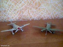 аэрокобра и Ла-7