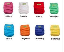 Fancy pants full time cloth diapers