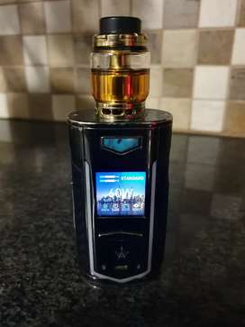 Voopoo X-217 with Manta RTA