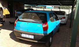 Fiat Palio 1.2 fuel injection