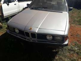 BMW e23 for sale