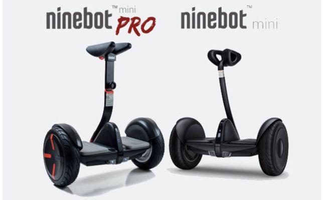 Гироборд Сигвей XIAOMI Гироскутер Segway Ninebot Mini Pro чернигов Чернигов - изображение 1