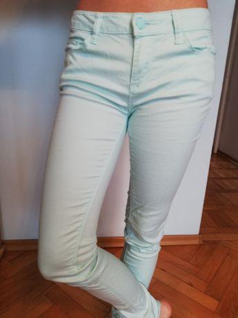Spodnie mietowe 36 jak nowe Bydgoszcz - image 1