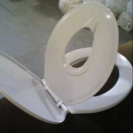 2 in 1 Toilet Seat
