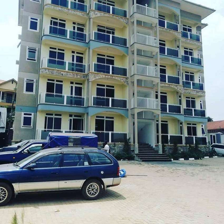MAGNIFICIENT 3 BEDROOMS APARTMENT FOR RENT IN BUKOTO AT 1.5M 0