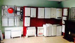 Ремонт и замена газовых котлов,колонок,плит