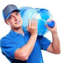 Доставка води з Оконська по Луцьку доставка воды питна вода, бутель