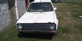 VW Caddy project bakkie for sale
