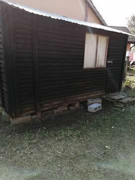 Wendy house to RENT Scottsville / mkondeni
