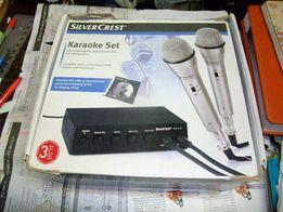 Karaoke Silwer Crest kpl
