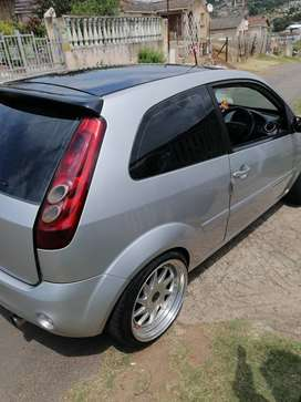 ford fiesta and vw fox for swap