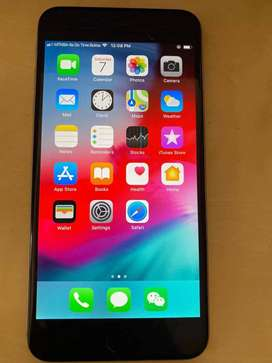 Iphone 6 plus 16G in excellent condition