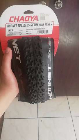 Tire bicycles
