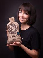 Замечательный кофе в зернах, самая низкая цена! TUSKANI зернова кава