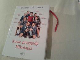 Nowe przygody Mikołajka (okładka twarda) Autor: Sempe Jean-Jacques,