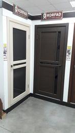 Двери межкомнатные Korfad наличие на складе. Киев, Чернигов, Славутыч.